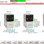 setup VFD