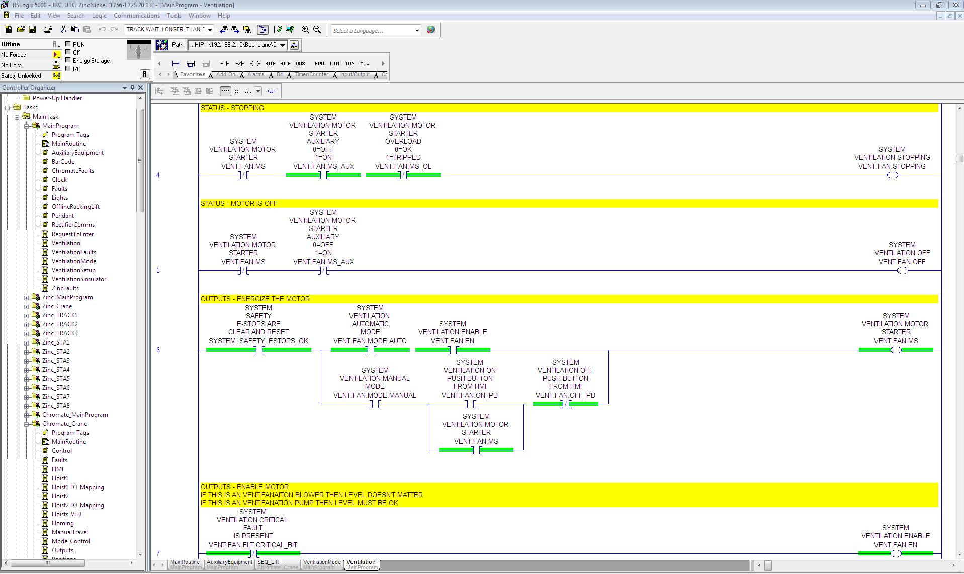 Plc Programming Gallery