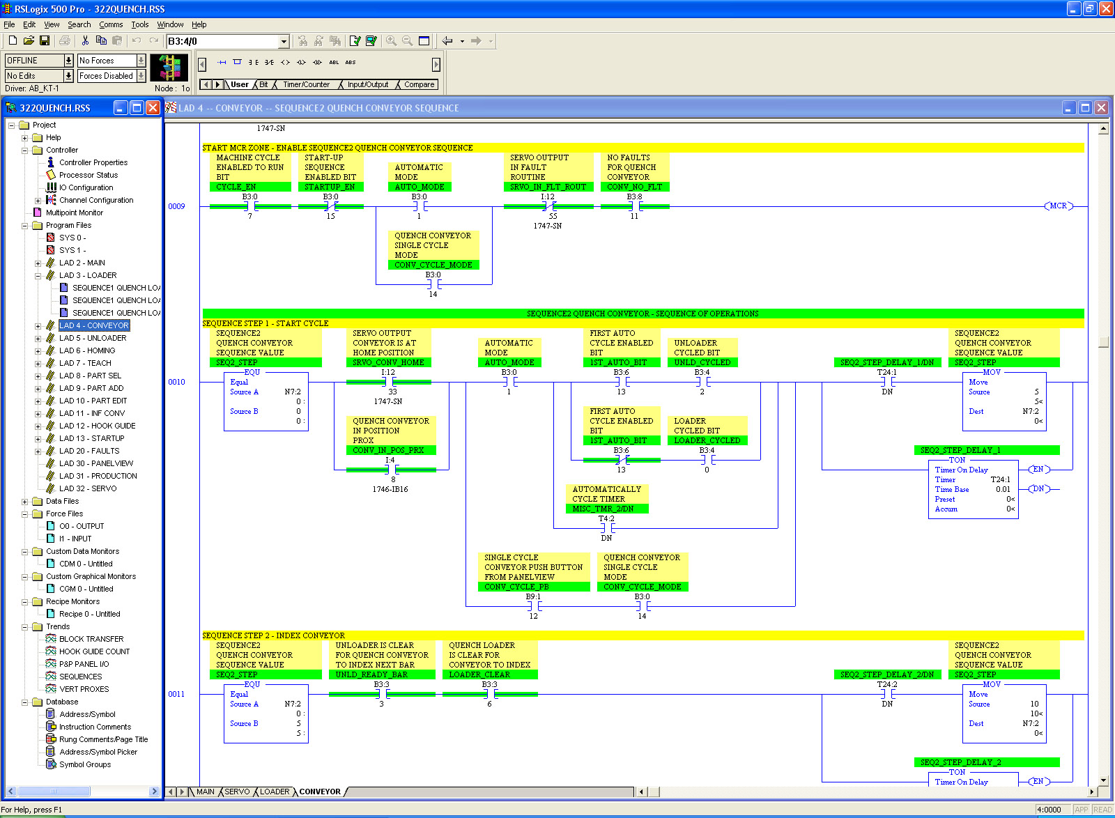 PLC Programming › RSTech Limited ‹ Industrial Control Systems